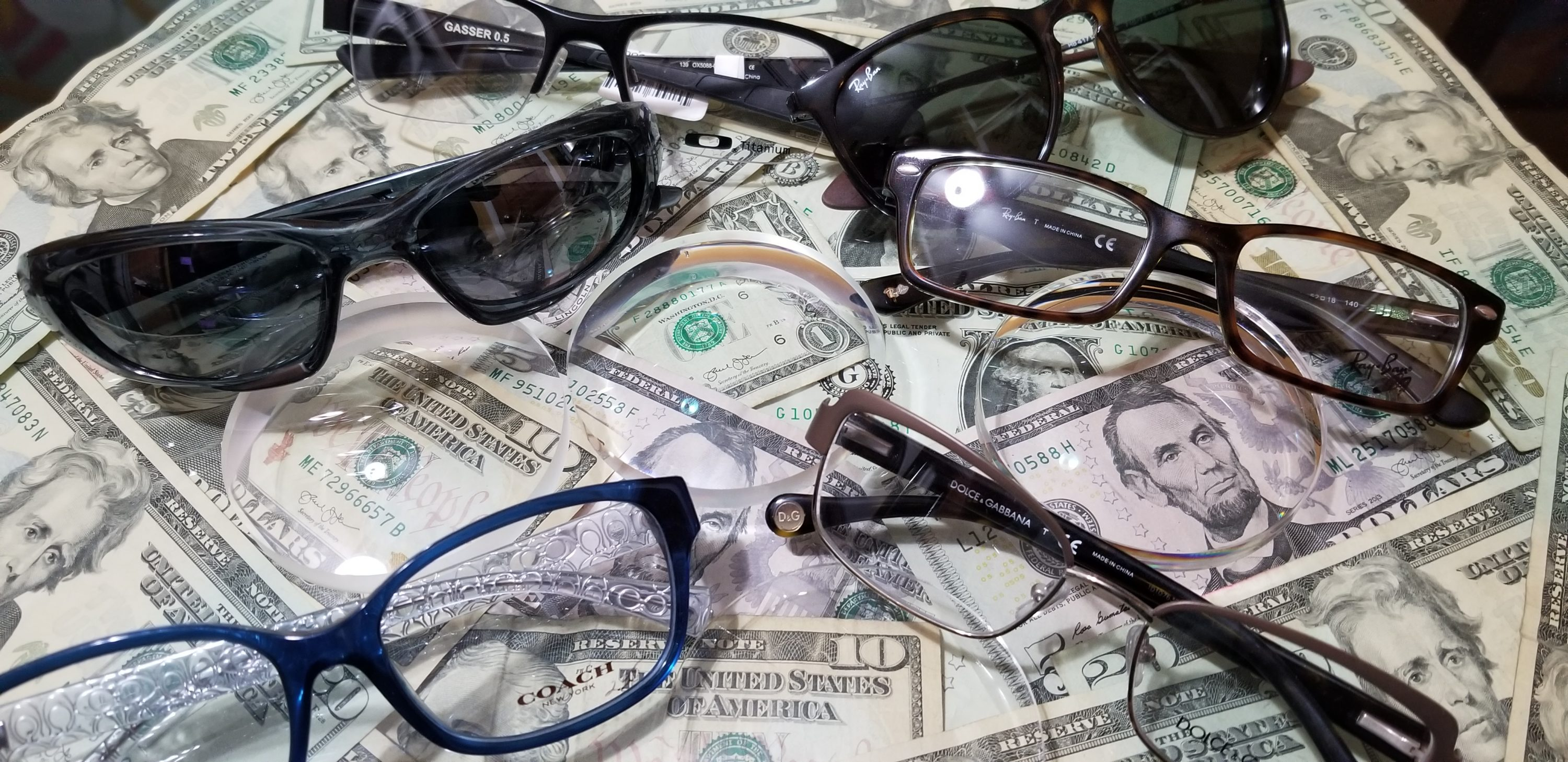 Increasing Costs for your Eyewear